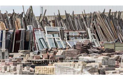Wertstoffe beim Bauen, Umbauen und Renovieren
