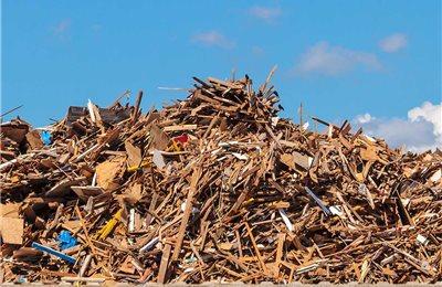 Altholz und Holz entsorgen mit Abfall Service online
