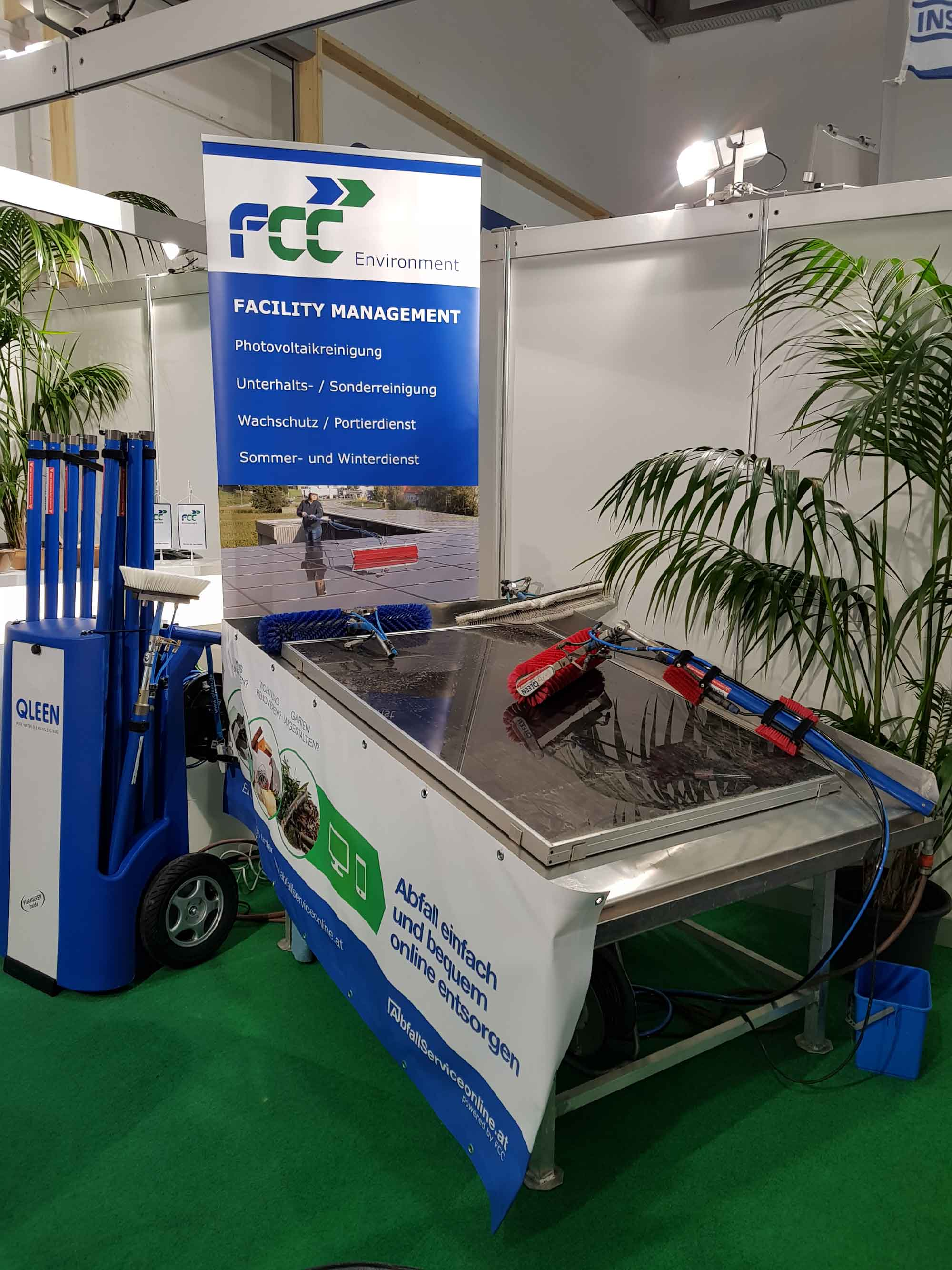 fcc-reinigung-photovoltaik-anlage-haeuselbauermesse-graz