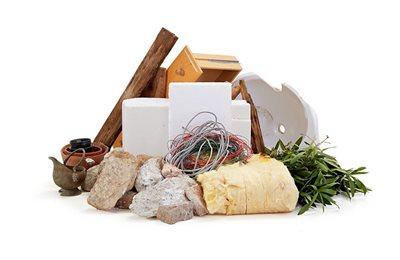 Gemischte Abfälle einfach entsorgen mit Allerlei Sorgenfrei