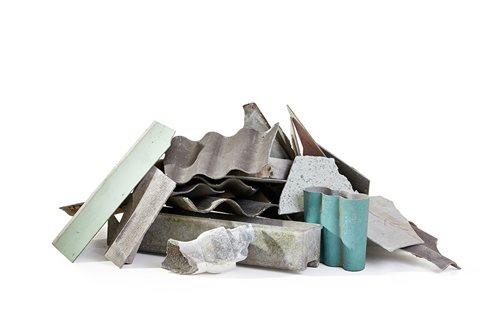 Eternit & Baustoffe aus Asbestzement einfach und fachgerecht entsorgen